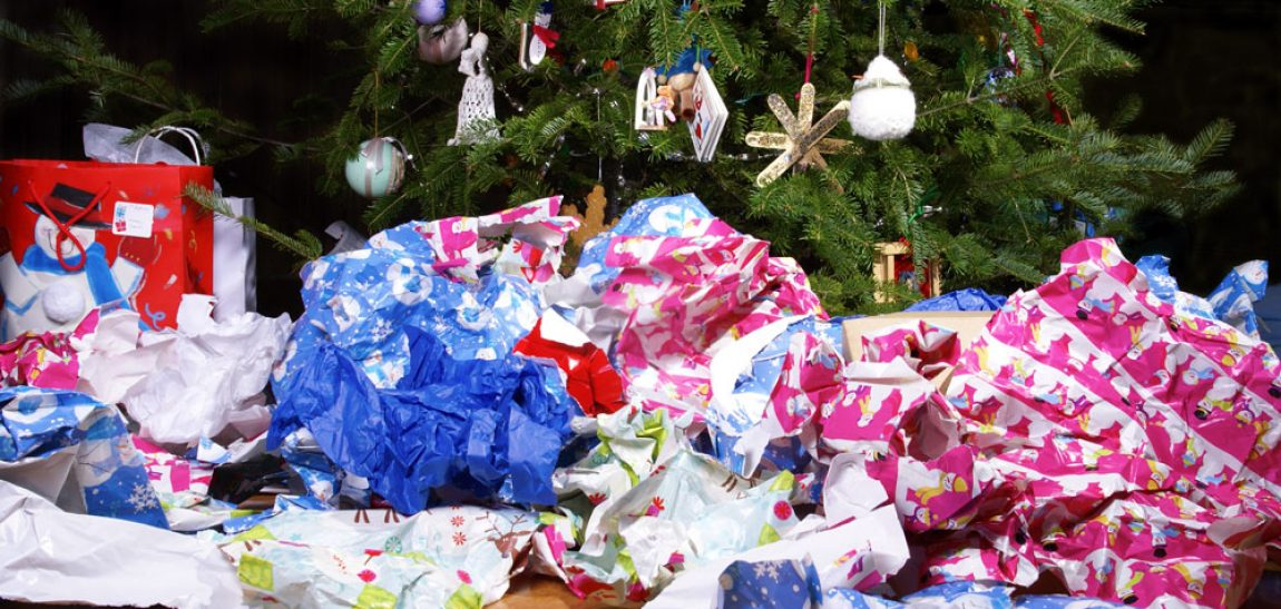 Holiday Waste: Recyclable or Not?