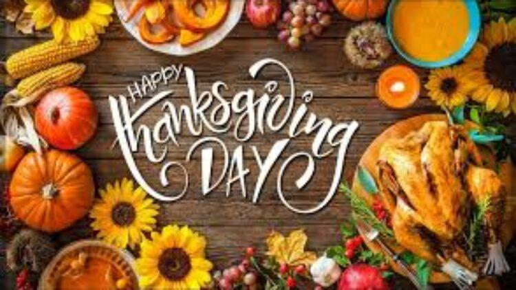 Thanksgiving Service Reminder